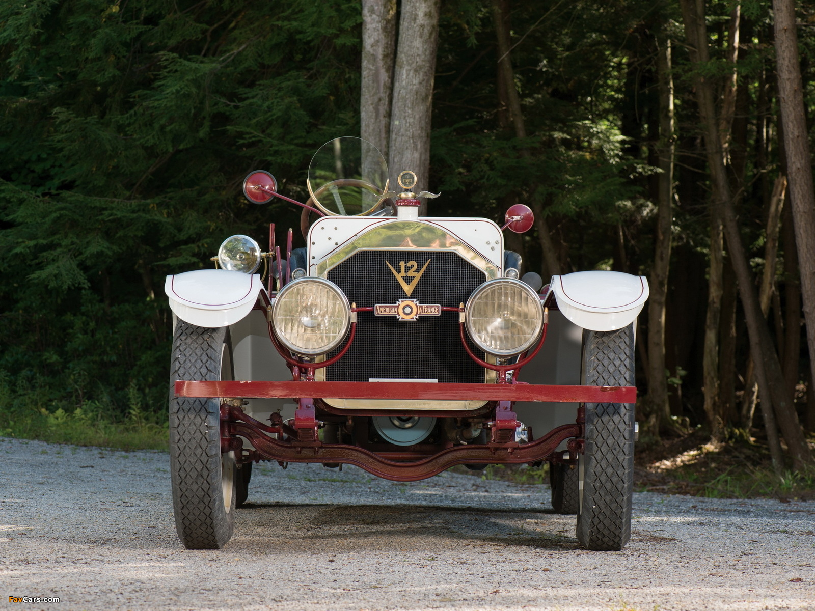 American LaFrance Speedster (1923) pictures (1600 x 1200)