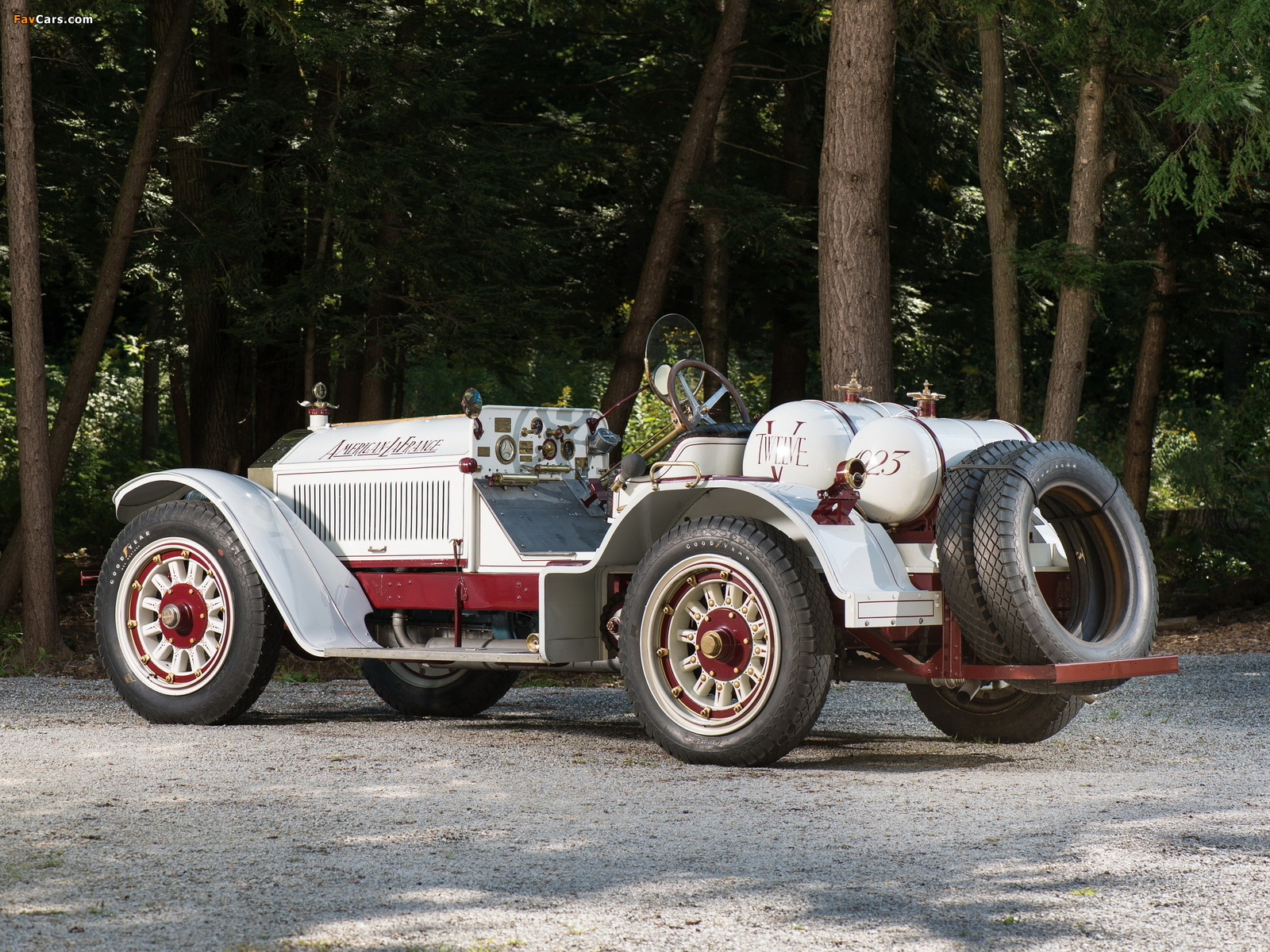 Images of American LaFrance Speedster (1923) (1600 x 1200)