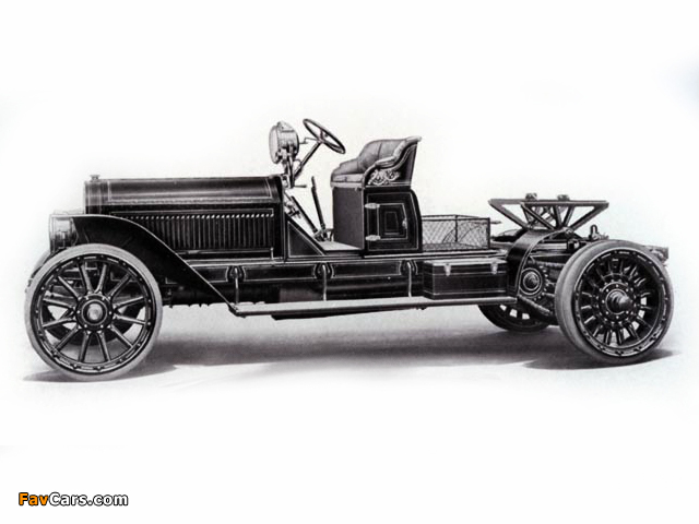 American LaFrance Type 17 (1913–1926) wallpapers (640 x 480)