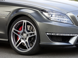 Mercedes-Benz CLS 63 AMG (C218) 2010–14 wallpapers