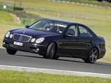 Mercedes-Benz E 63 AMG AU-spec (W211) 2007–09 photos