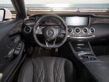 Mercedes-AMG S 65 Cabriolet North America (A217) 2016 images