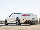 Mercedes-AMG S 65 Cabriolet North America (A217) 2016 pictures