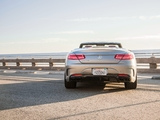 Photos of Mercedes-AMG S 63 Cabriolet North America (A217) 2016