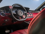 Pictures of Mercedes-AMG S 63 Cabriolet North America (A217) 2016