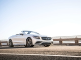 Mercedes-AMG S 65 Cabriolet North America (A217) 2016 wallpapers