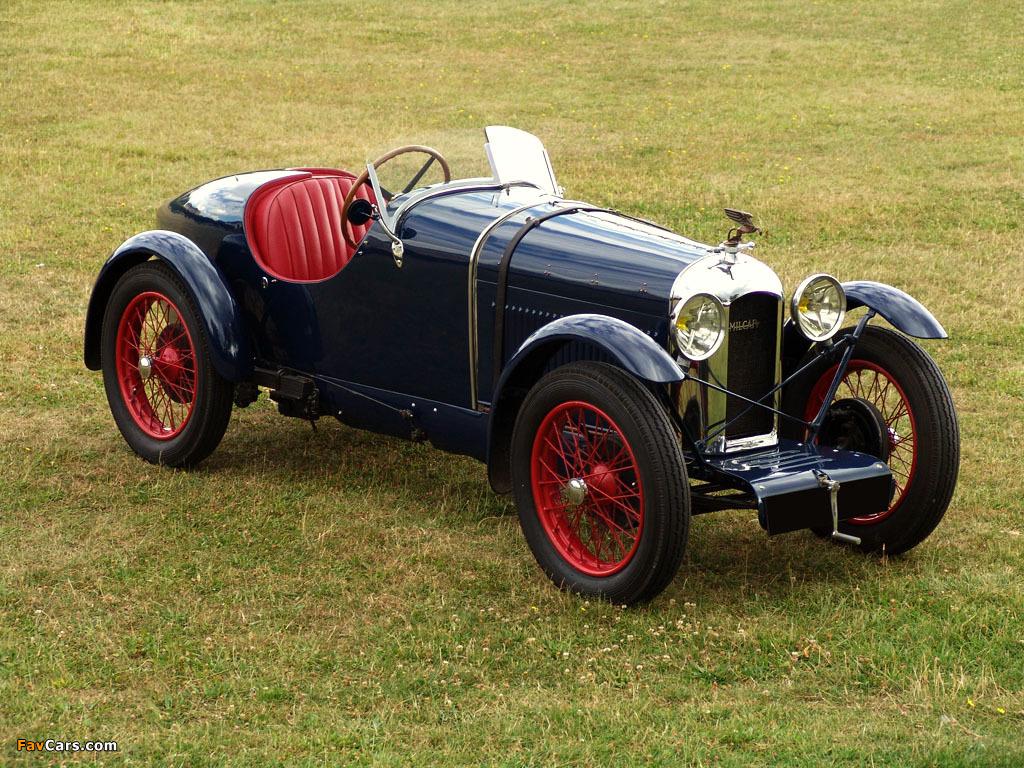 Amilcar CGS3 Carrosserie Bordino (1927) pictures (1024 x 768)