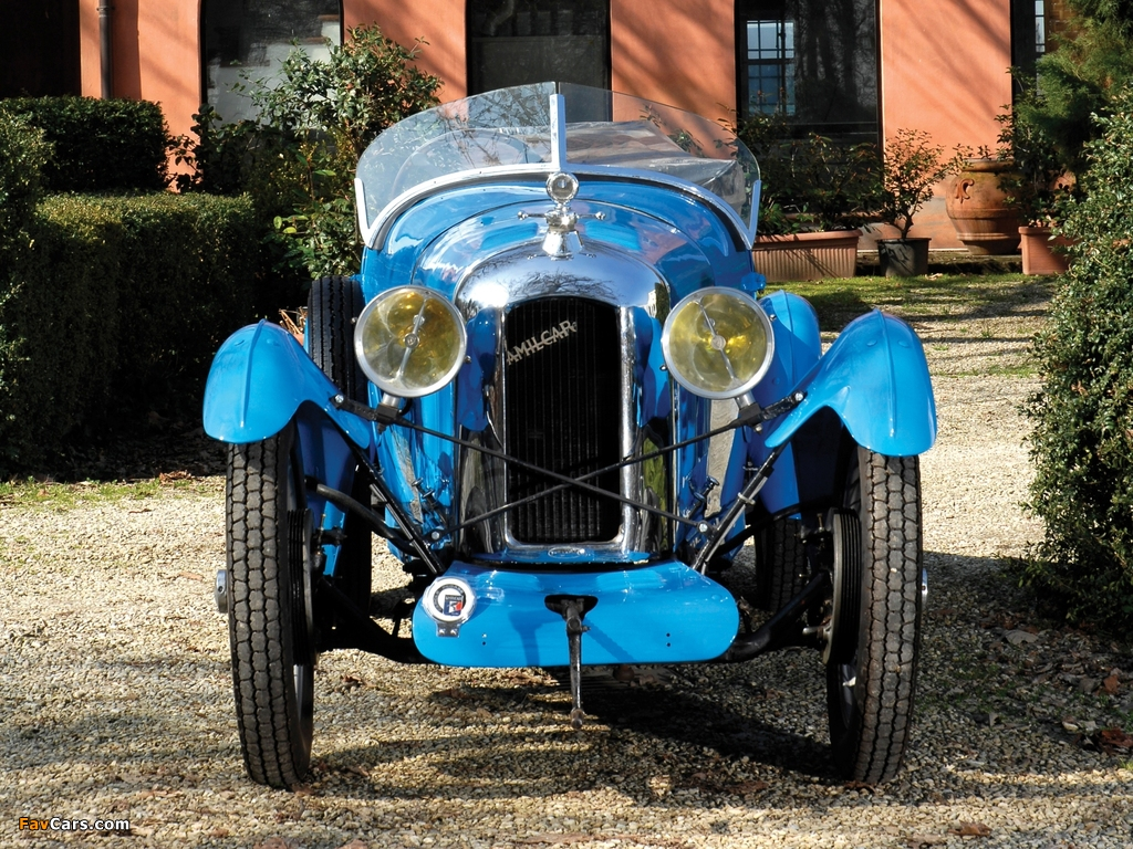 Amilcar CGSS (1927) wallpapers (1024 x 768)