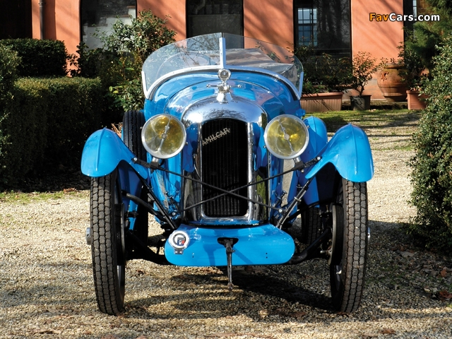 Amilcar CGSS (1927) wallpapers (640 x 480)