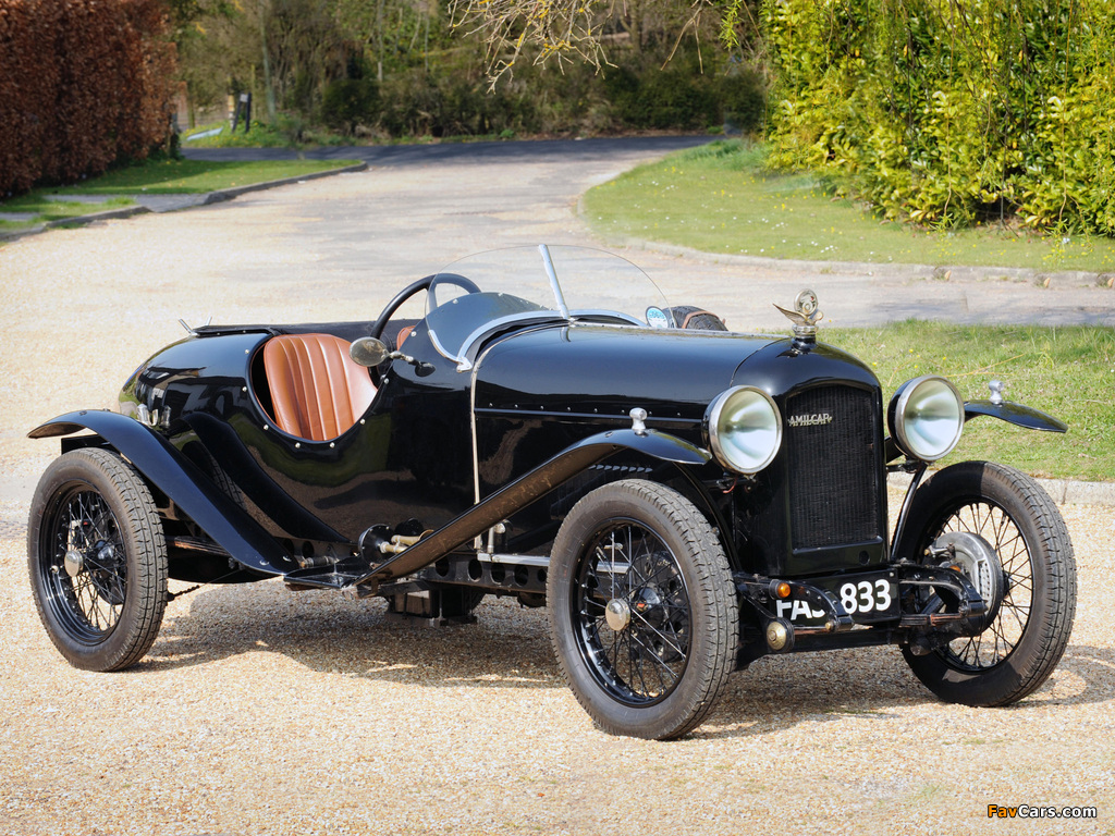 Amilcar G/CGS (1926) images (1024 x 768)