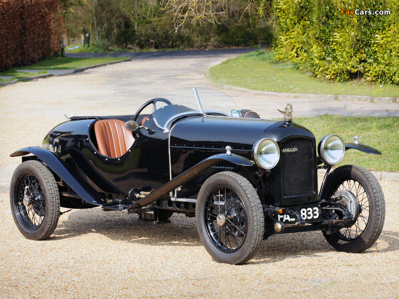 Amilcar G/CGS (1926) images (800 x 600)