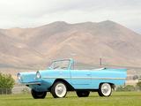 Photos of Amphicar 770 Convertible (1961–1968)
