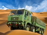 Ashok Leyland Super Stallion 8x8 pictures