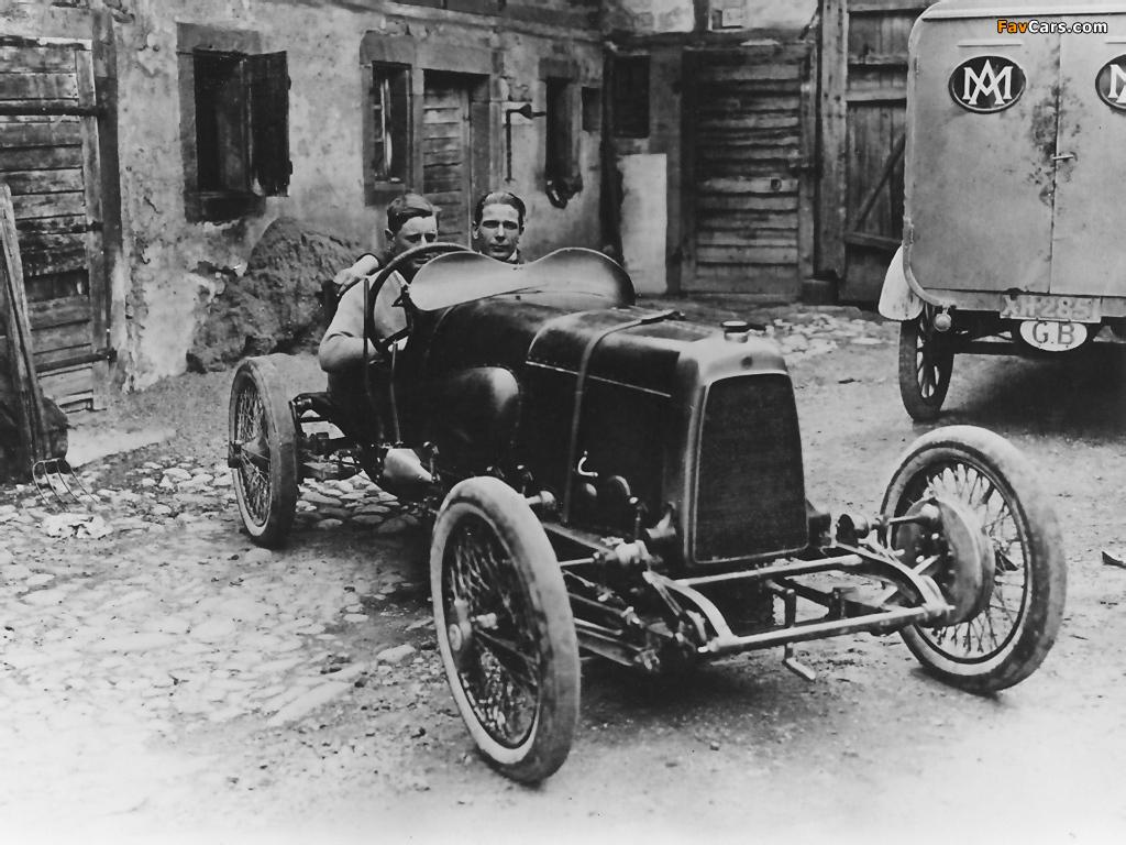 Aston Martin 11 HP Green Pea (1922) photos (1024 x 768)