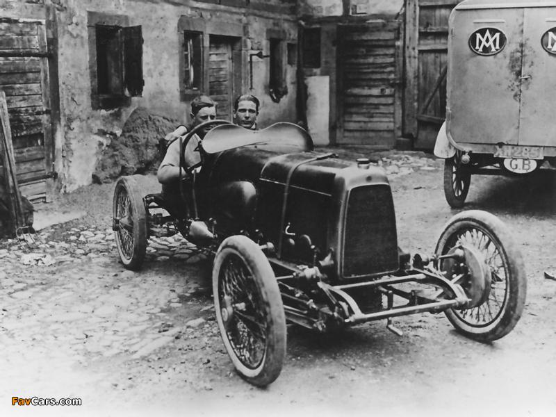 Aston Martin 11 HP Green Pea (1922) photos (800 x 600)