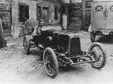 Aston Martin 11 HP Green Pea (1922) photos