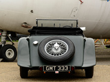 Aston Martin 15/98 2/4-passenger (1937) pictures