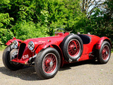 Aston Martin 2 Litre Speed Model (1939) photos