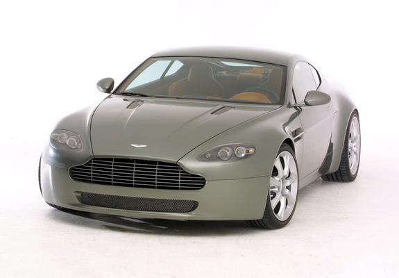 Aston Martin Amv8 Vantage Concept 2003 Photos
