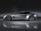 Aston Martin One-77 Concept (2008) photos