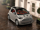 Aston Martin Cygnet Concept (2009) photos