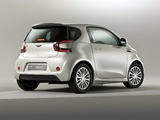 Aston Martin Cygnet Concept (2009) wallpapers