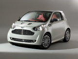 Images of Aston Martin Cygnet Concept (2009)