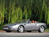 Aston Martin DB AR1 Zagato (2003) pictures