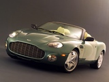 Pictures of Aston Martin DB AR1 Zagato (2003)