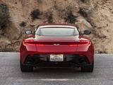 Aston Martin DB11 North America 2016 pictures