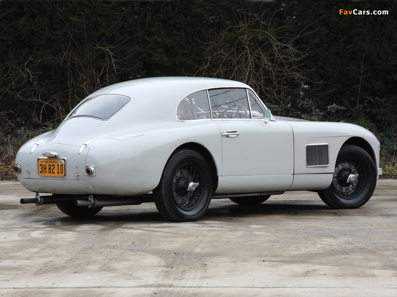Aston Martin DB2 Vantage Saloon (1950–1953) images (800 x 600)