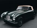 Aston Martin DB2 Vantage Drophead Coupe (1951–1953) images
