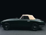 Aston Martin DB2 Vantage Drophead Coupe (1951–1953) photos