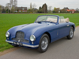 Aston Martin DB2 Vantage Drophead Coupe (1951–1953) pictures