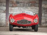 Aston Martin DB2/4 Bertone Spider (1953) pictures