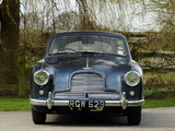 Aston Martin DB2/4 Sports Saloon MkII (1955–1957) pictures