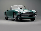 Aston Martin DB2/4 Touring Spyder MkII (1956) wallpapers