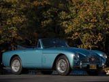 Aston Martin DB2/4 Drophead Coupe MkIII (1957–1959) images