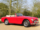 Aston Martin DB2/4 Drophead Coupe MkIII (1957–1959) pictures