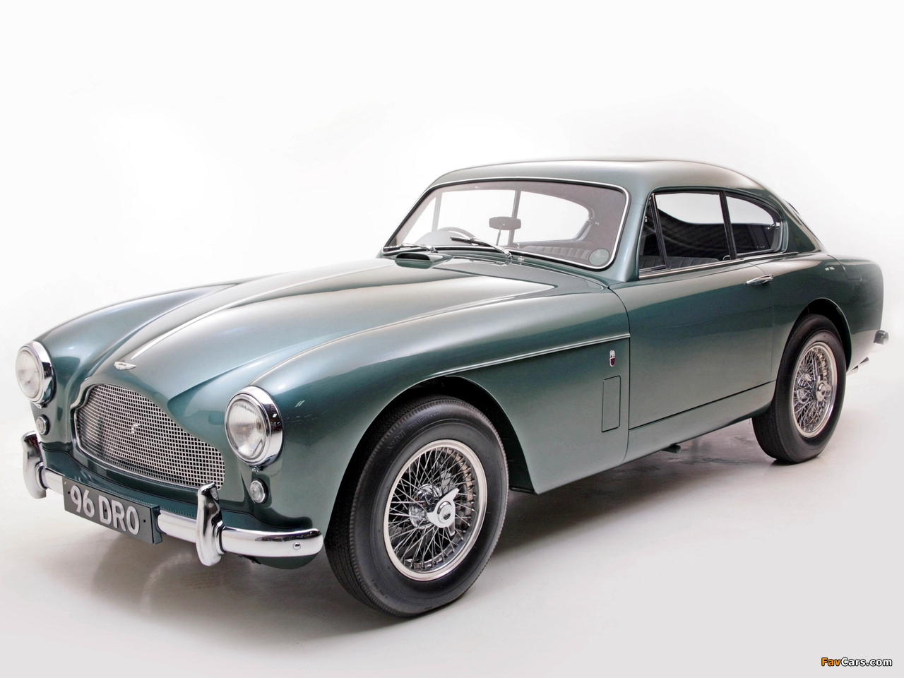 Aston Martin Db2 4 Saloon By Tickford Mkiii 1958 1959