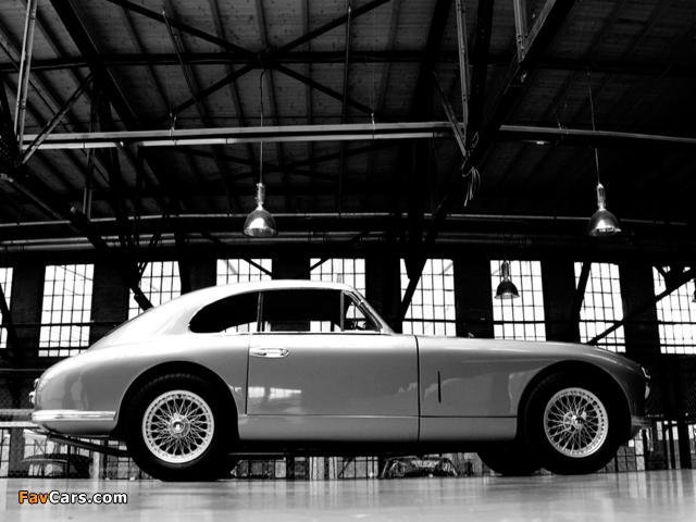 Aston Martin DB2 (1950–1953) photos (640 x 480)