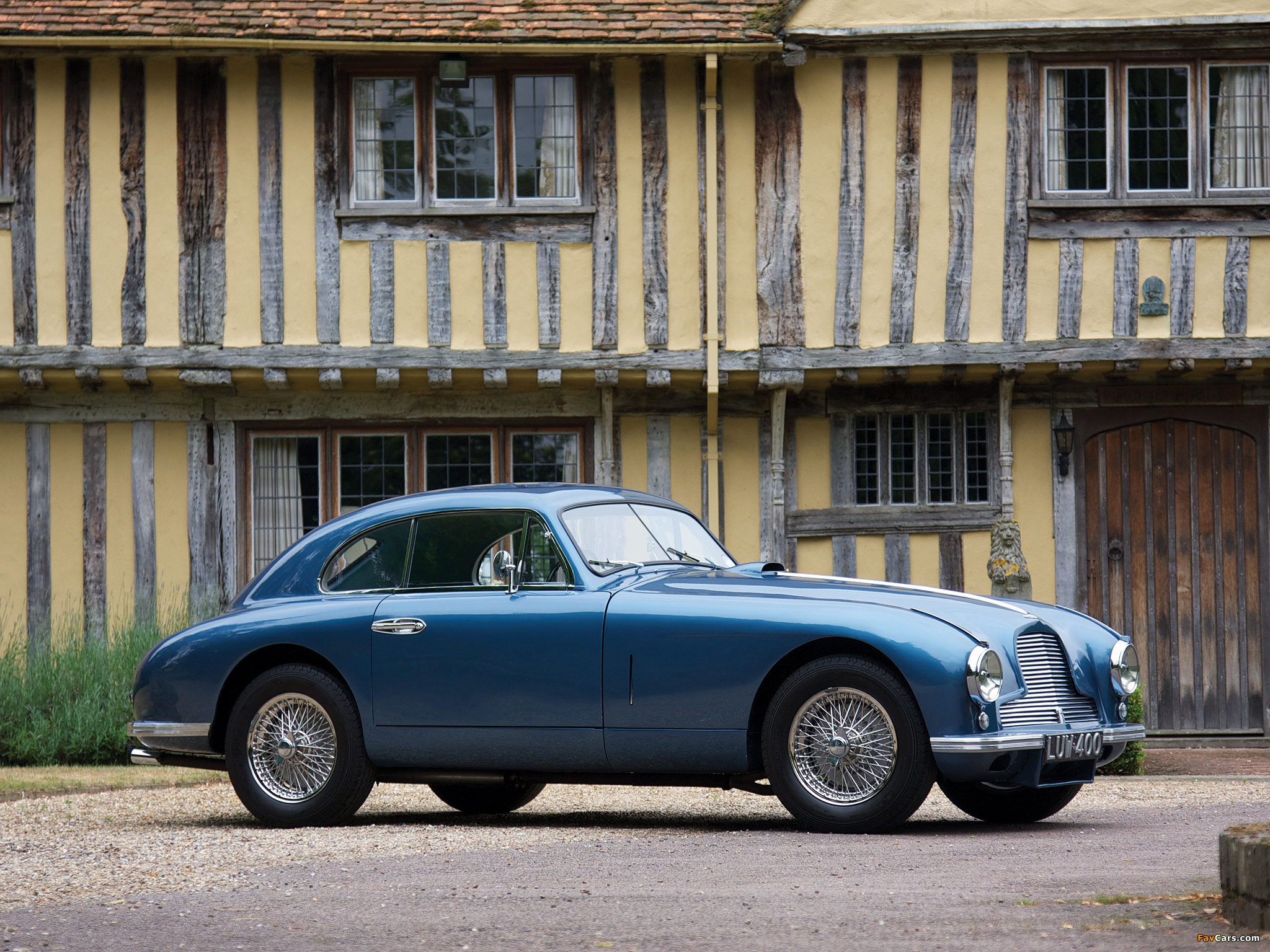 Aston Martin DB2 (1950–1953) pictures (2048 x 1536)