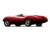 Aston Martin DB2/4 Bertone Spider (1953) photos