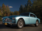 Photos of Aston Martin DB2/4 Saloon by Tickford MkIII (1958–1959)