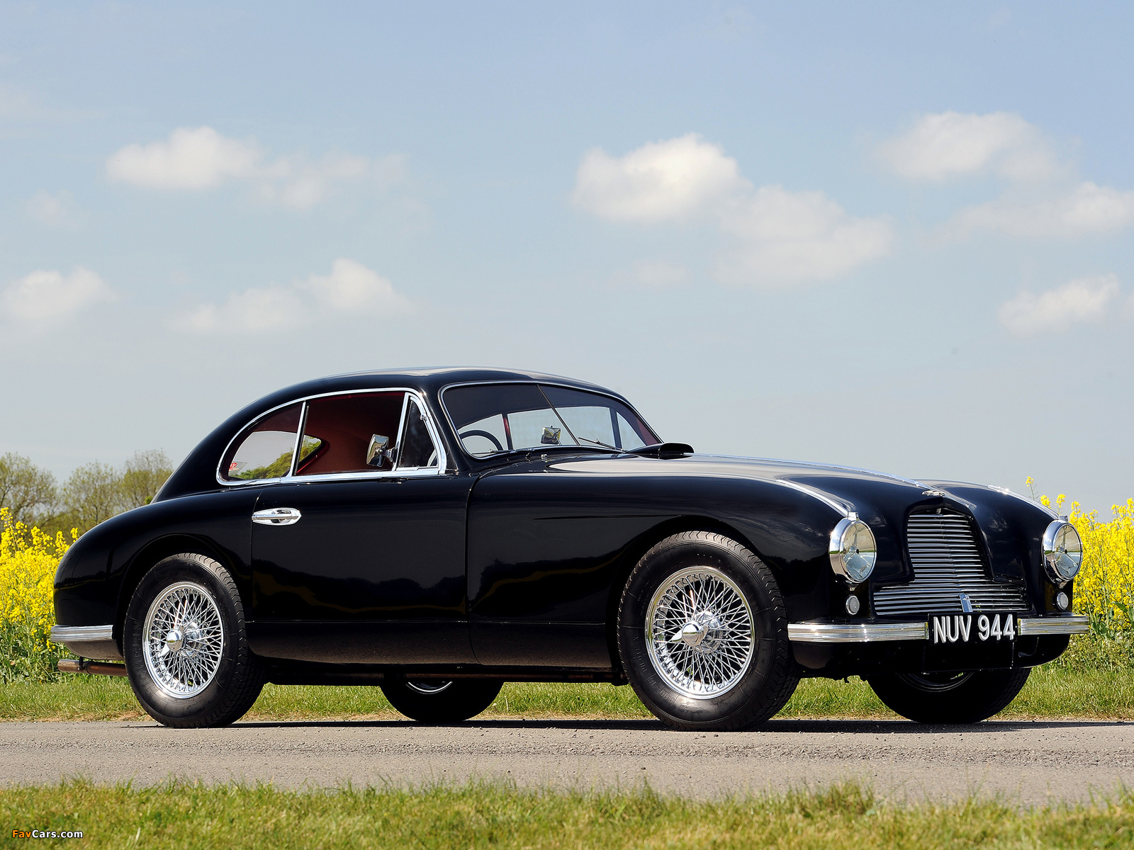 Photos of Aston Martin DB2 (1950–1953) (1600 x 1200)