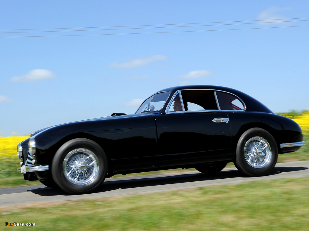 Pictures of Aston Martin DB2 (1950–1953) (1024 x 768)