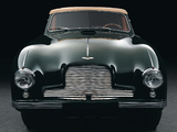 Pictures of Aston Martin DB2 Vantage Drophead Coupe (1951–1953)