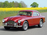 Pictures of Aston Martin DB2/4 Saloon by Tickford MkIII (1958–1959)