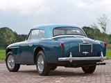 Aston Martin DB2/4 Fixed Head Coupe Notchback MkII (1955–1956) wallpapers