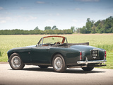 Aston Martin DB2/4 Drophead Coupe MkIII (1957–1959) wallpapers